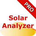 SolarAnalyzer Pro for Android™ icon
