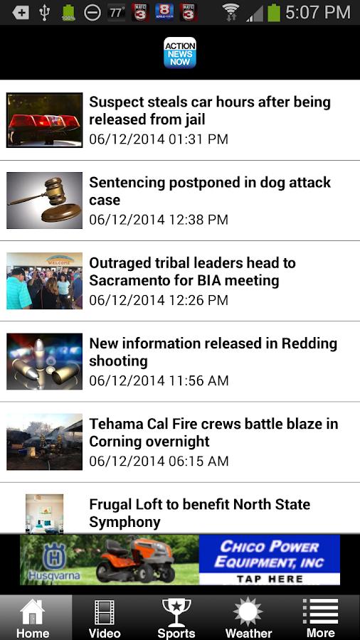 Action News Now - screenshot