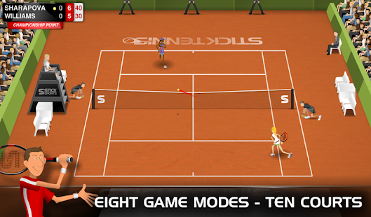 Stick Tennis Screenshot 23