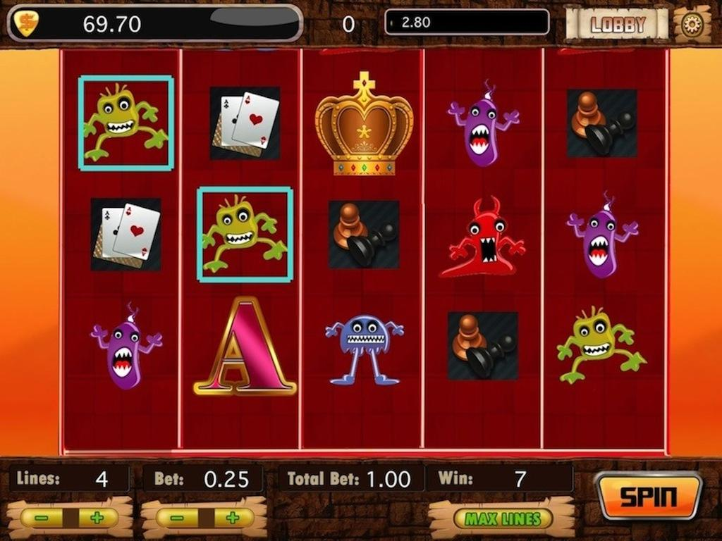 Lucky Spin Casino Slot Mania - screenshot