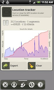 AlpineQuest GPS Hiking - screenshot thumbnail