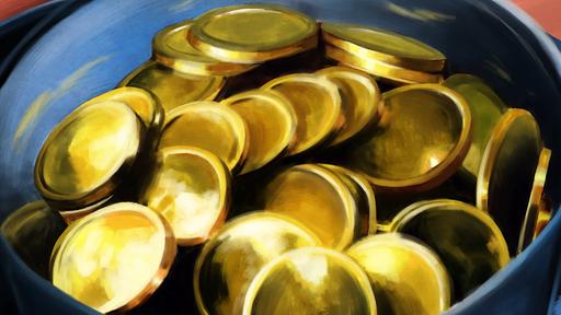 投幣式推土機遊戲