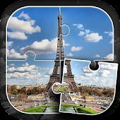 Paris Jigsaw Puzzle Game