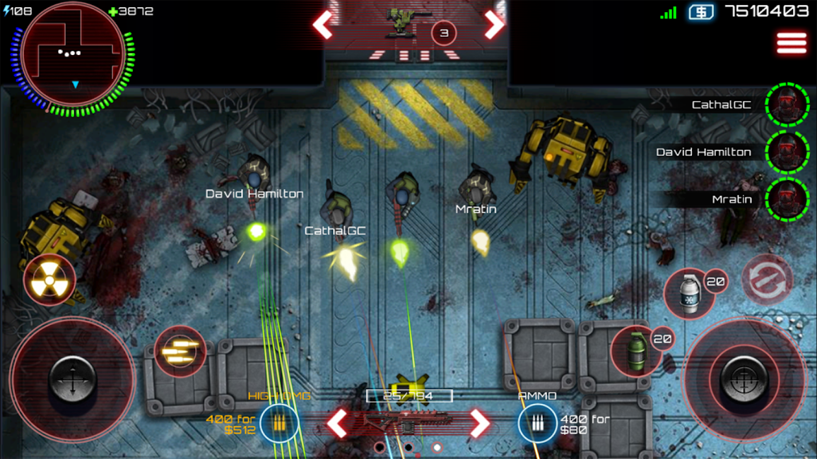 #12. SAS: Zombie Assault 4 (Android)