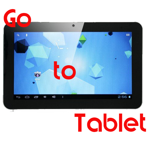 Go to Tablet