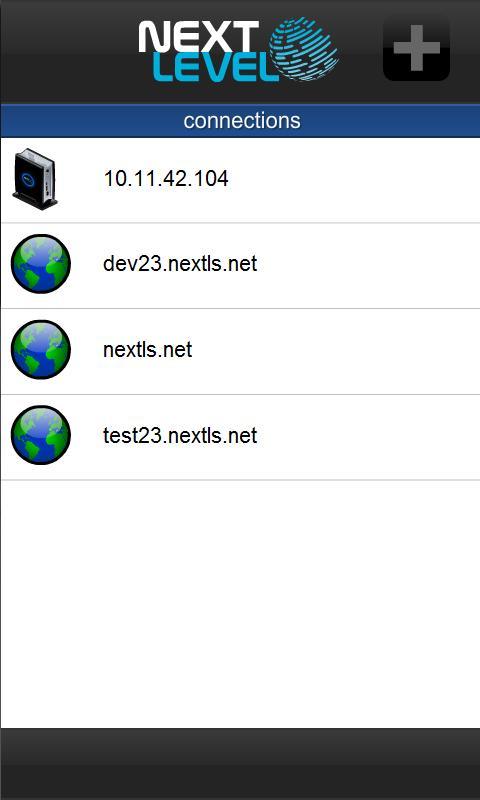 NextLevel- screenshot