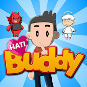 Hati Buddy Lite (Malay)