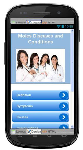 Moles Disease Symptoms