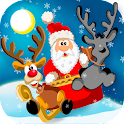 Kids Christmas puzzles icon