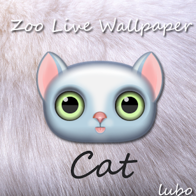 Zoo Live Wallpaper - Cat