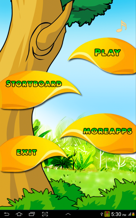Filchy Monkeys Fun Monkey Game - screenshot