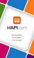 Screenshot of HAPI.com