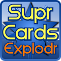 Supr Cards Explodr icon