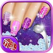 Nail Art Salon – Girls Game