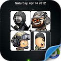 Friend Four Free Locker theme icon