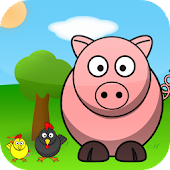 Farm Animals - Game for Kids