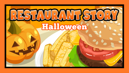 Restaurant Story: Halloween - screenshot thumbnail