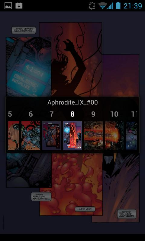 Comics Reader- screenshot