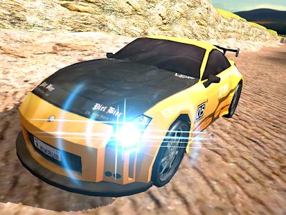 玩賽車遊戲App|Canyon Run Turbo Boost Racing免費|APP試玩