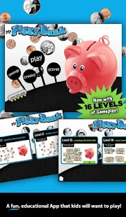 Learning Gems - My Piggy Bank - screenshot thumbnail