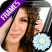 Mirror: Frames - Flowers