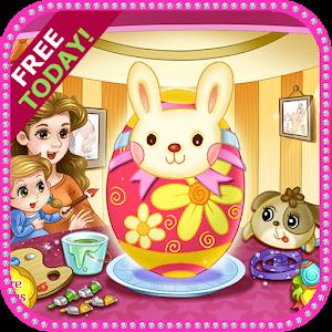 復活節女孩子的遊戲 教育 App Store-愛順發玩APP