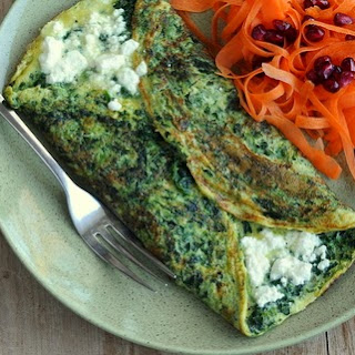 SPINACH OMELET FORMULA