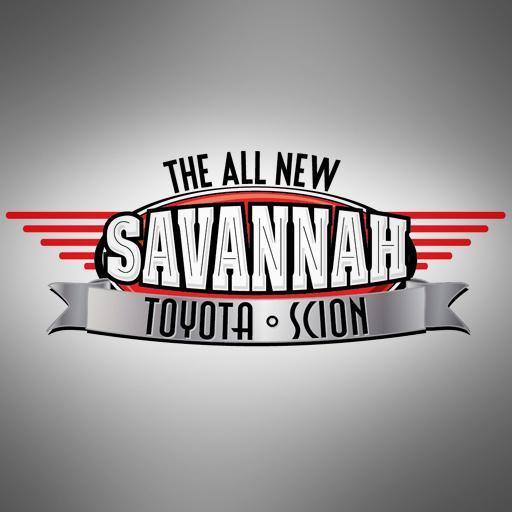 Savannah Toyota and Scion LOGO-APP點子