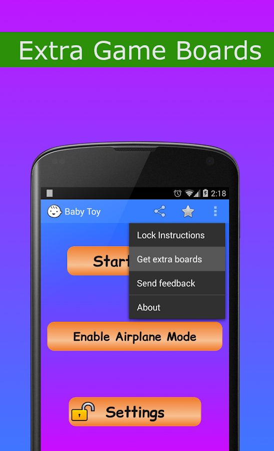 Baby Toy with Lock- screenshot