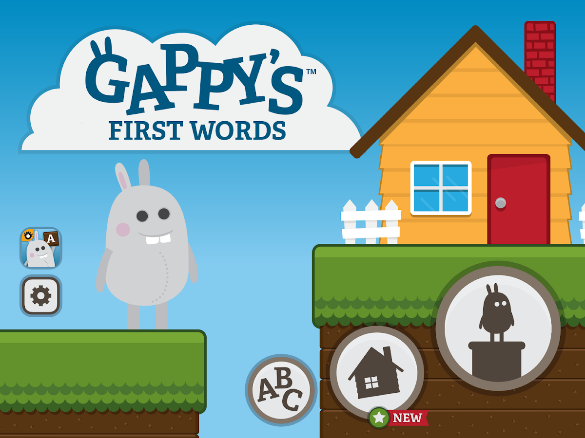 Gappy Learns Reading- screenshot