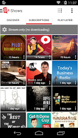 Player FM - Podcast and Sync Screenshot 3