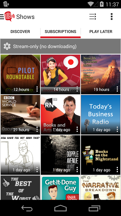 Player Fm - Podcast And Sync