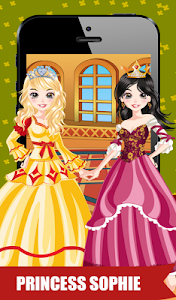 Gorgeous Princess Dressup v50.4
