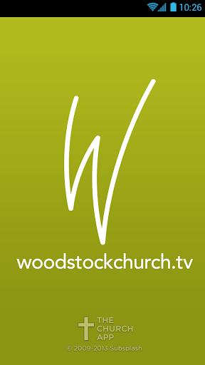 WoodstockChurch.tv