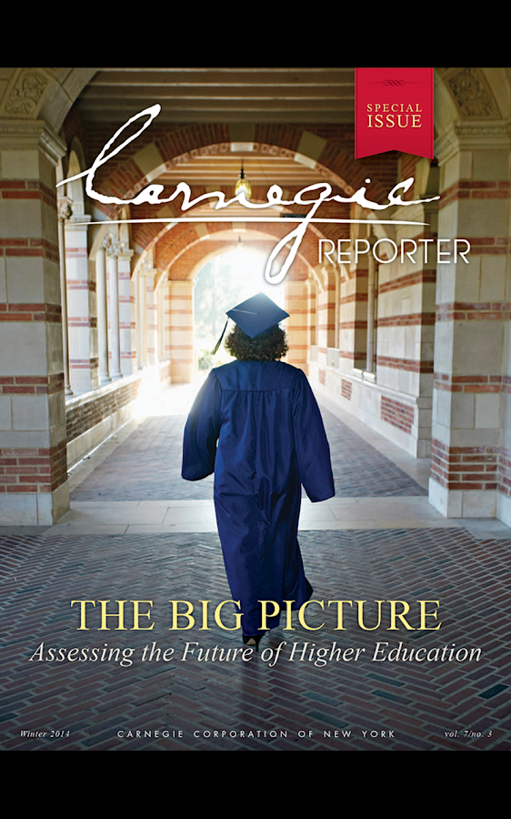 The Carnegie Press - screenshot