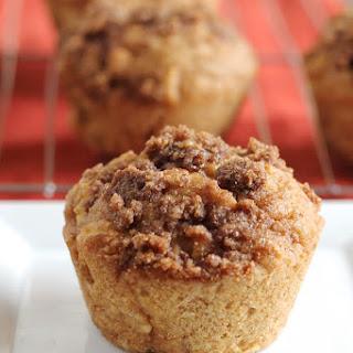 Whole Wheat Apple Honey Muffins Recipe