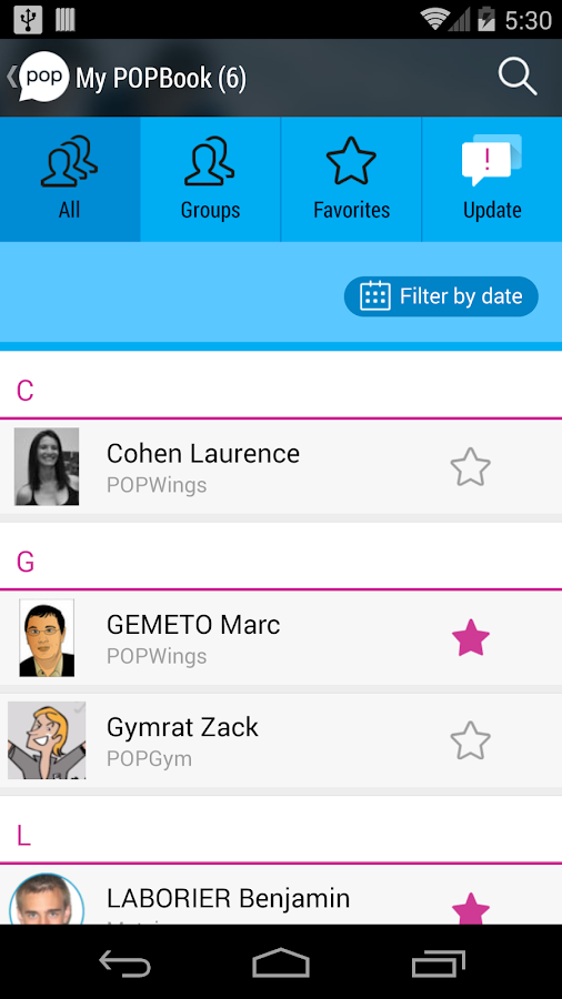 POPWings - screenshot