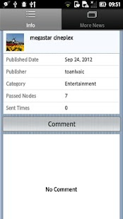iSpreader - screenshot thumbnail