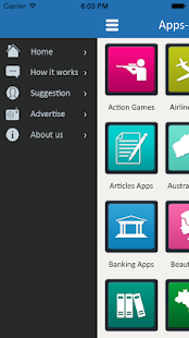 Apps Catalog - App of the Apps - screenshot thumbnail
