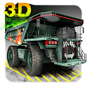 Skill 3D Parking Radioactive icon