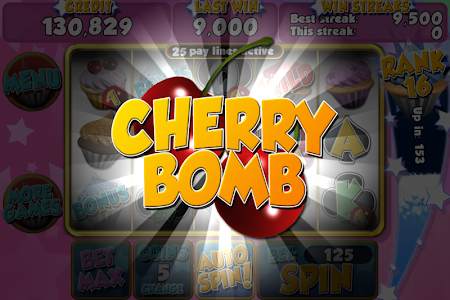 Cupcake Frenzy Slots 1.0.6 screenshot 89672