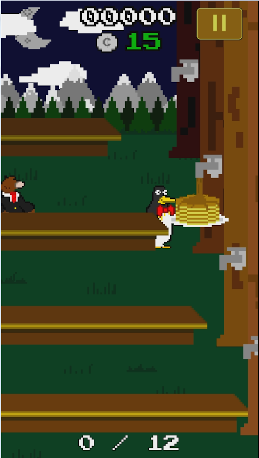 Flapjack Flinger- screenshot