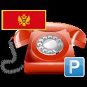 Parking + telefoni, Crna Gora icon