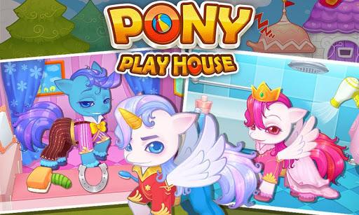 My New Baby Pony - Play House