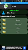 Screenshot of WiFi Intercom
