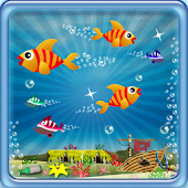Cool Fishes n Bubbles LWP