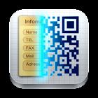 ELECOM QR Code Reader (GRATIS) icon