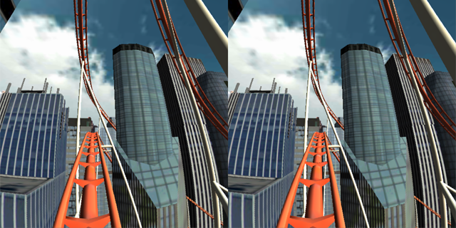 Rollercoaster- screenshot
