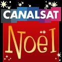 CANALSAT Noël logo