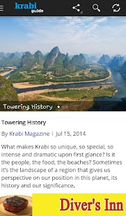 Krabi Guide- screenshot thumbnail